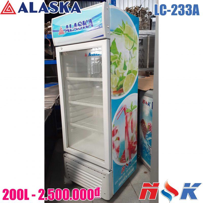 Tủ mát Alaska LC-233A 200 lít