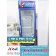 Tủ mát Pepsi 400 lít
