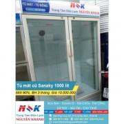 Tủ mát cũ Sanaky VH-1000HP 1000 lít