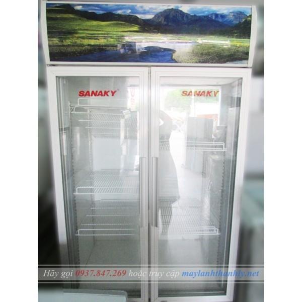 Tủ mát Sanaky VH-1000HP 1000 lít (2 cánh)