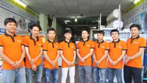 Điện Lạnh Nguyễn Khánh chuyên kinh doanh các dịch vụ ngành điện lạnh