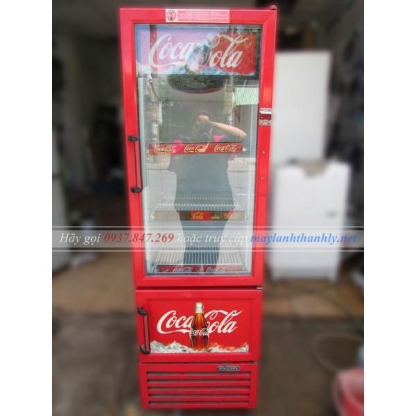 Tủ mát Cocacola 210 lít