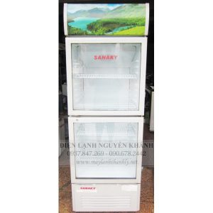 Tủ mát Sanaky VH-358W 350 lít