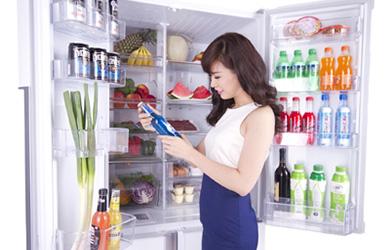 Gia đình bạn mới mua một chiếc tủ lạnh và không biết mình đã sử dụng đúng cách hay chưa? Hãy cùng tham khảo một số lưu ý về cách sử dụng tủ lạnh khi mới mua về, để tủ lạnh nhà bạn có thể hoạt động ổn định và bền đẹp theo thời gian. […]