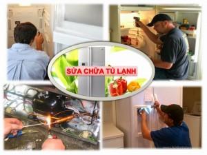 Sửa chữa tủ lạnh tại nhà HCM