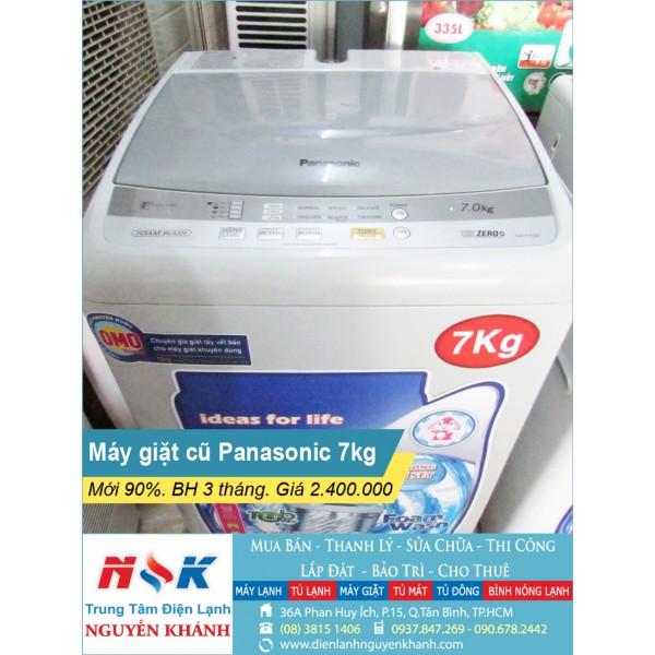 Máy giặt Panasonic NA-F70B1 7kg