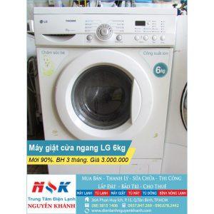 Máy giặt LG WD-80264TP 6kg