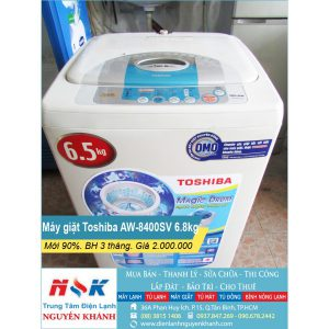 Máy giặt Toshiba AW-8400SV 6.8kg