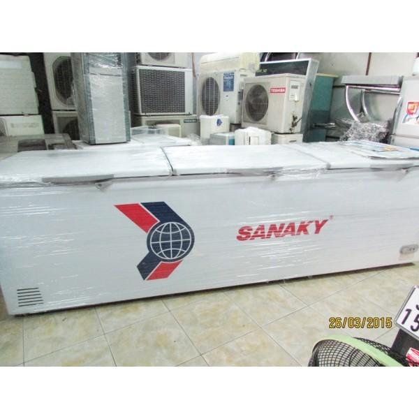Tủ đông cũ Sanaky VH-1368HY 1300 lít