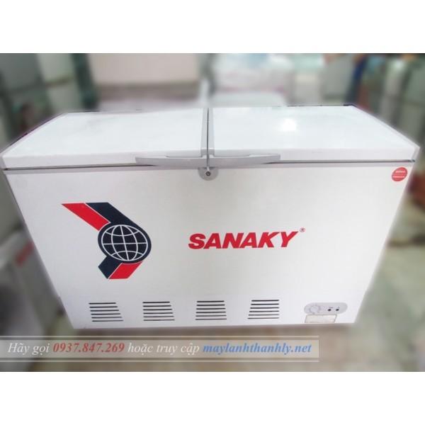 Tủ đông cũ Sanaky VH-408A 400 lít