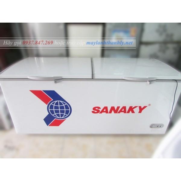 Tủ đông cũ Sanaky VH-868HY 860 lít