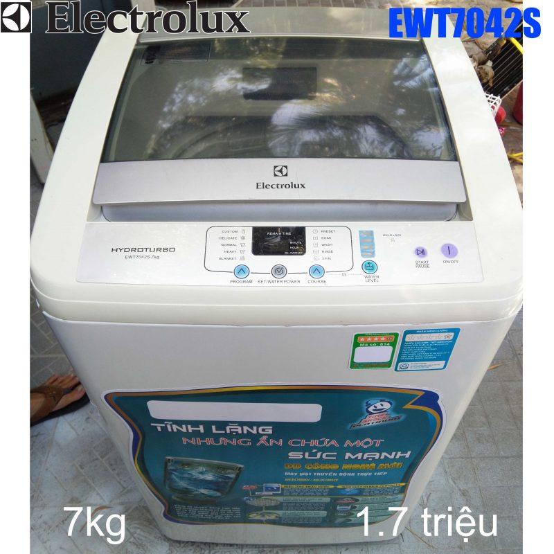 Máy giặt Electrolux EWT7042S 7kg