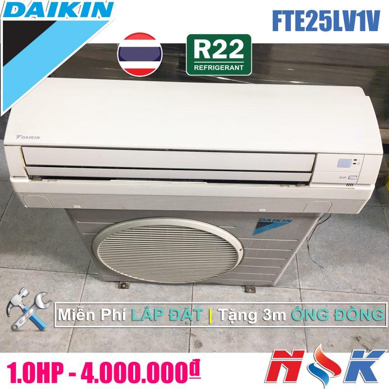 Máy lạnh Daikin FTE25LV1V 1HP