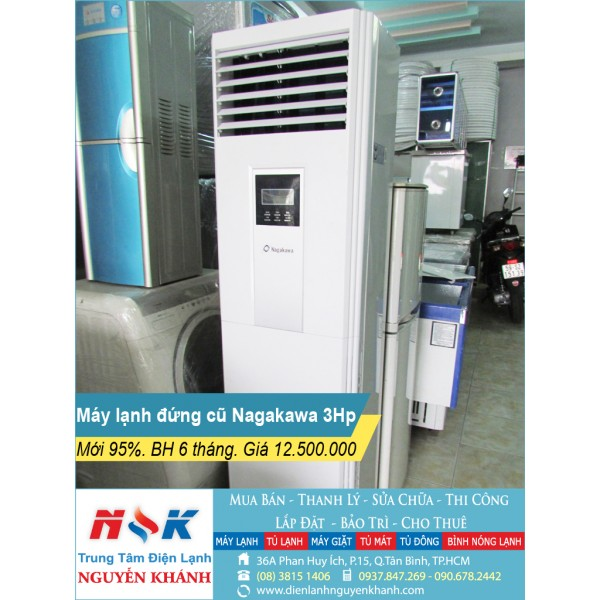 Máy lạnh tủ đứng Nagakawa NP-C28DL 3HP