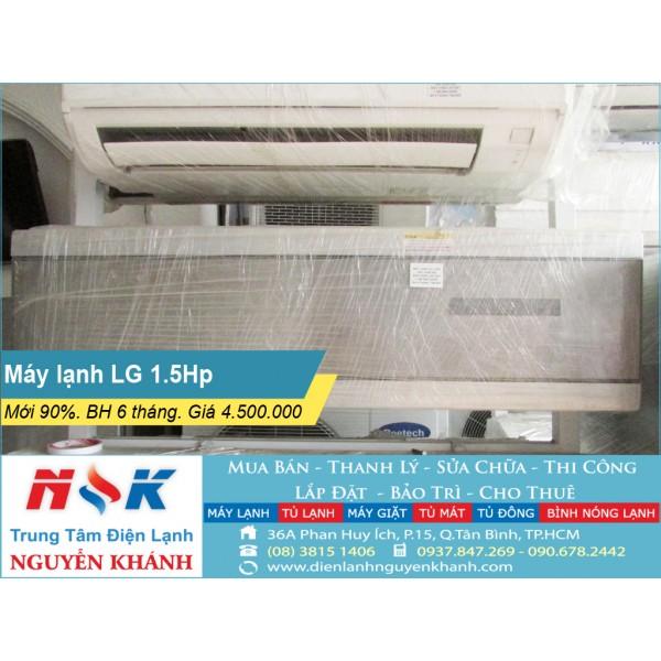 Máy lạnh LG LS-C126UM73 1.5HP