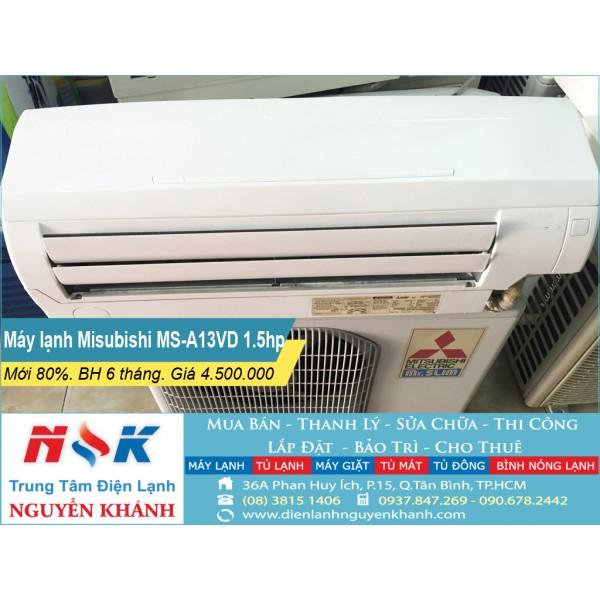 Máy lạnh Misubishi MS-A13VD 1.5HP