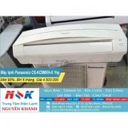 Máy lạnh Panasonic CS-KC9MKH-8 1HP