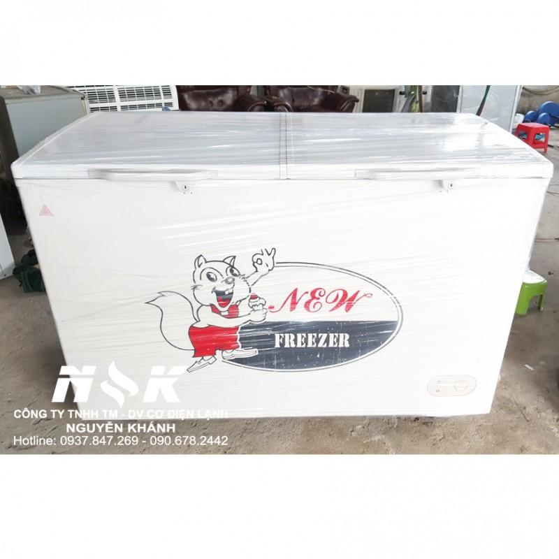 Tủ đông cũ Alaska BCD-3678 300 lít