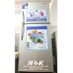 Tủ lạnh Panasonic NR-BJ183S