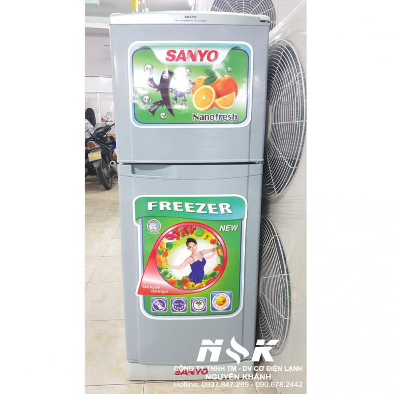 Tủ lạnh Sanyo SR-13FN 130 lít