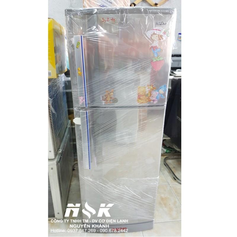 Tủ lạnh Sanyo SR-P19JN(SU) 186 lít