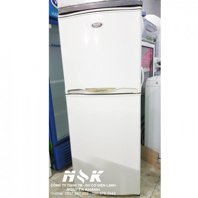 Tủ lạnh Sharp SJ-22L-GY 210 lít