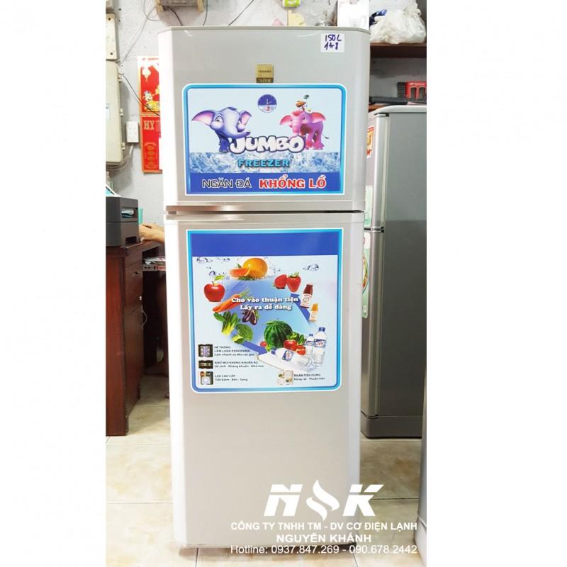 Tủ lạnh Toshiba GR-H15VPT 145 lít