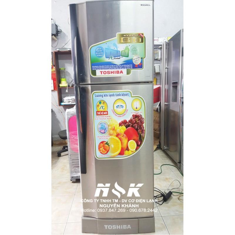 Tủ lạnh Toshiba GR-K25VUB 226 lít