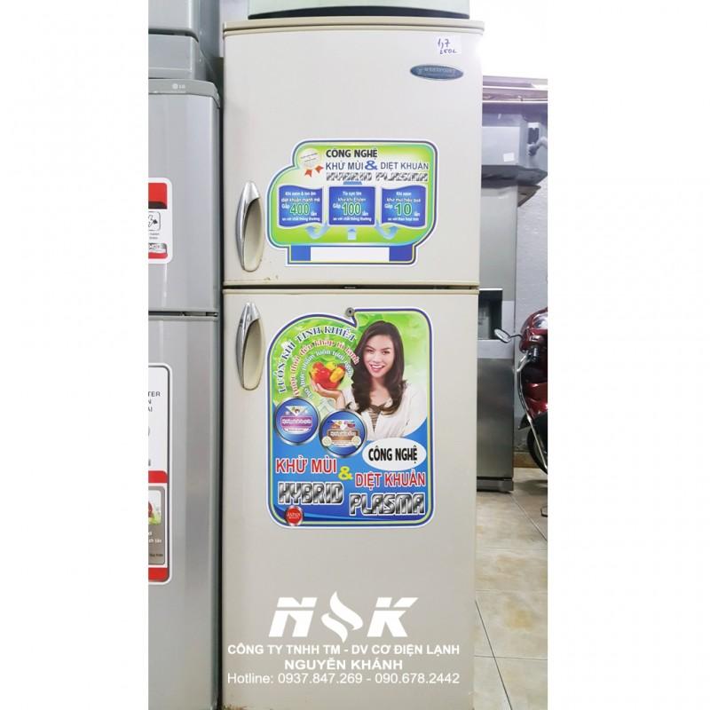 Tủ lạnh Westpoint WNR-285.VX 250 lít