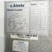 Tủ mát Alaska LC-533B