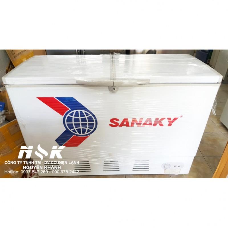 Tủ đông cũ Sanaky VH-405A2 400 lít