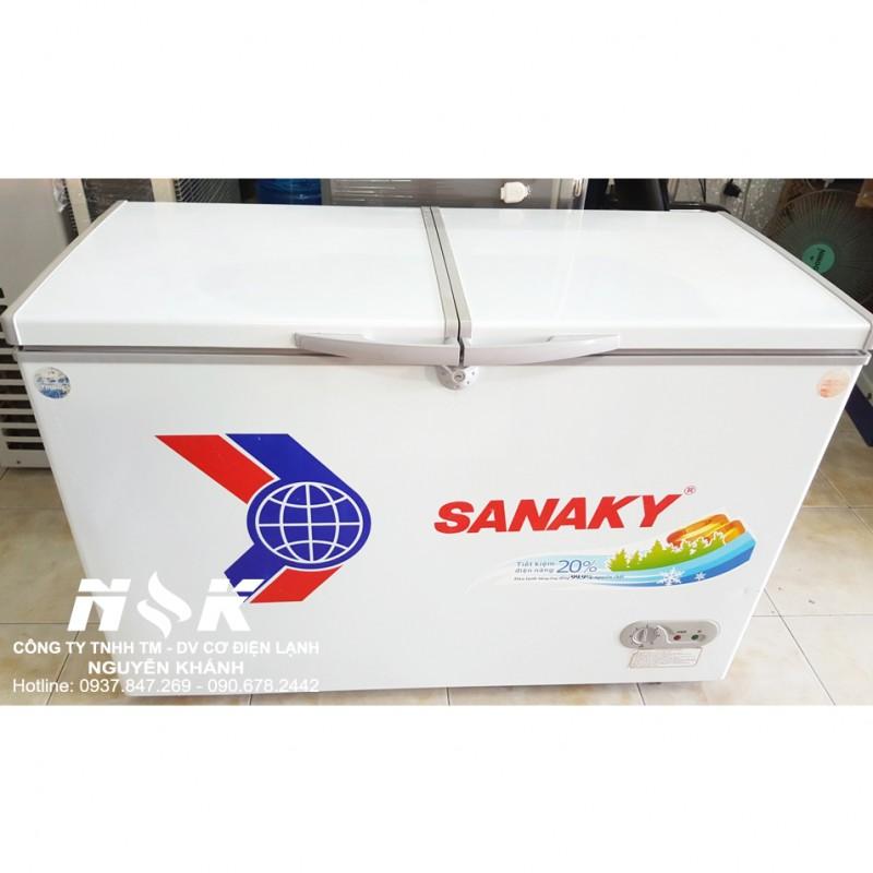 Tủ đông cũ Sanaky VH-3699W1 360 lít