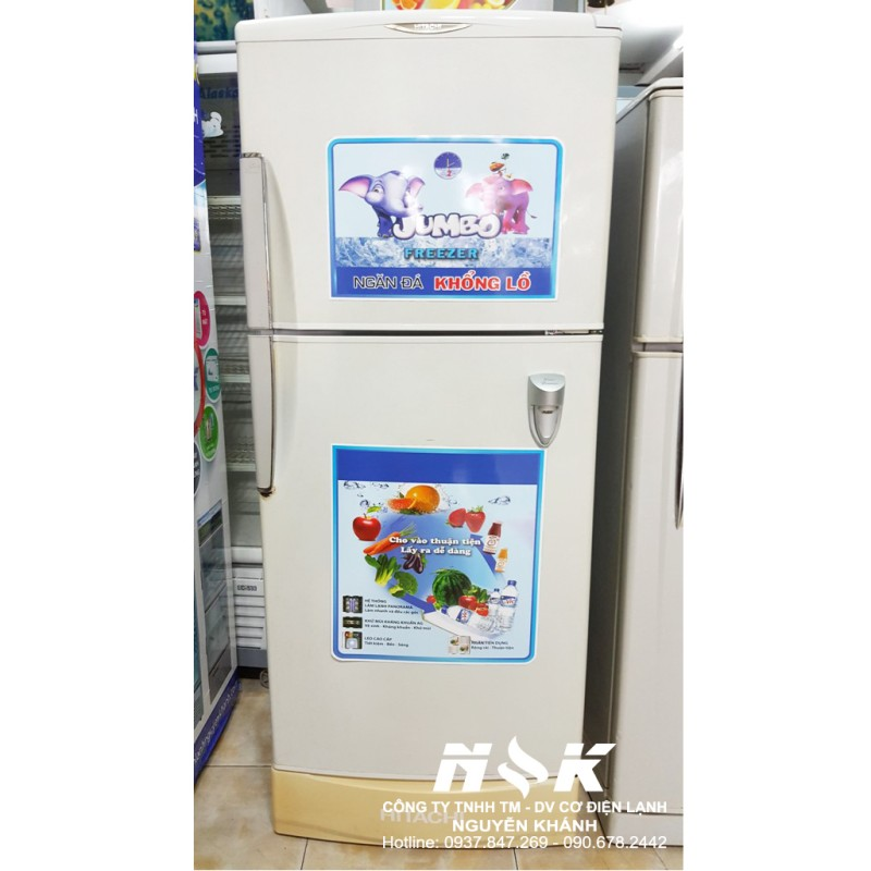 Tủ lạnh Hitachi R-20A3GD 200 lít