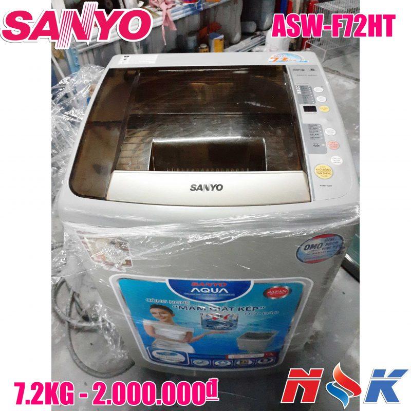 Máy giặt Sanyo ASW-F72HT 7.2kg