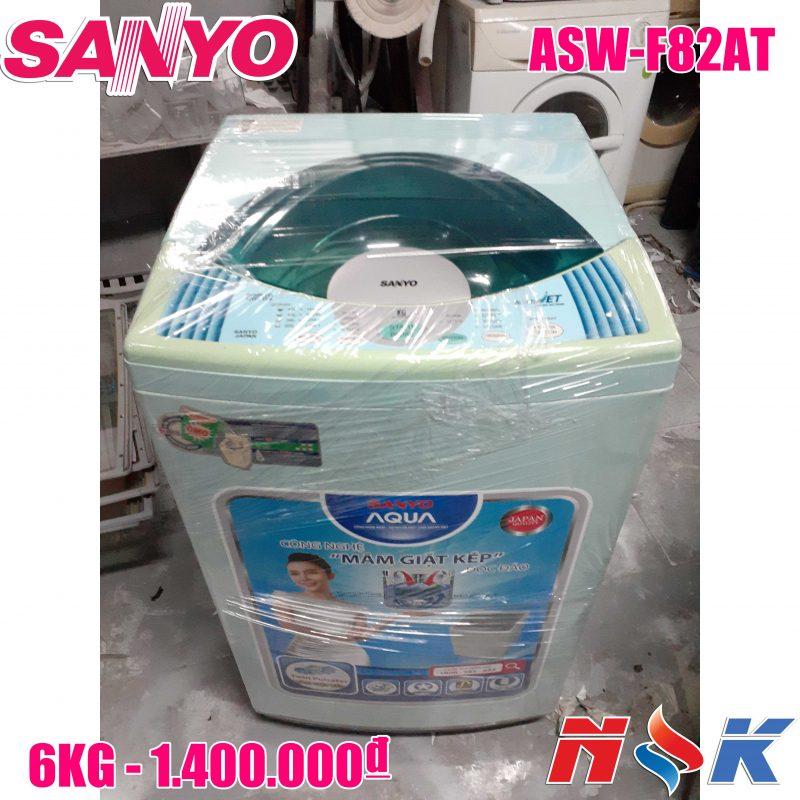 Máy giặt Sanyo ASW-F82AT 6kg