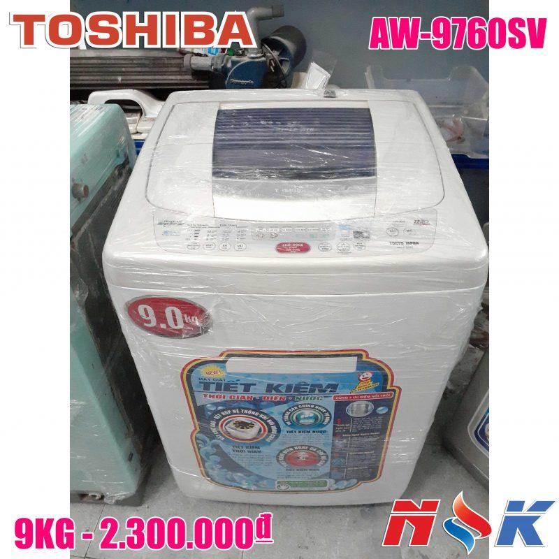 Máy giặt Toshiba AW-9760SV 9kg