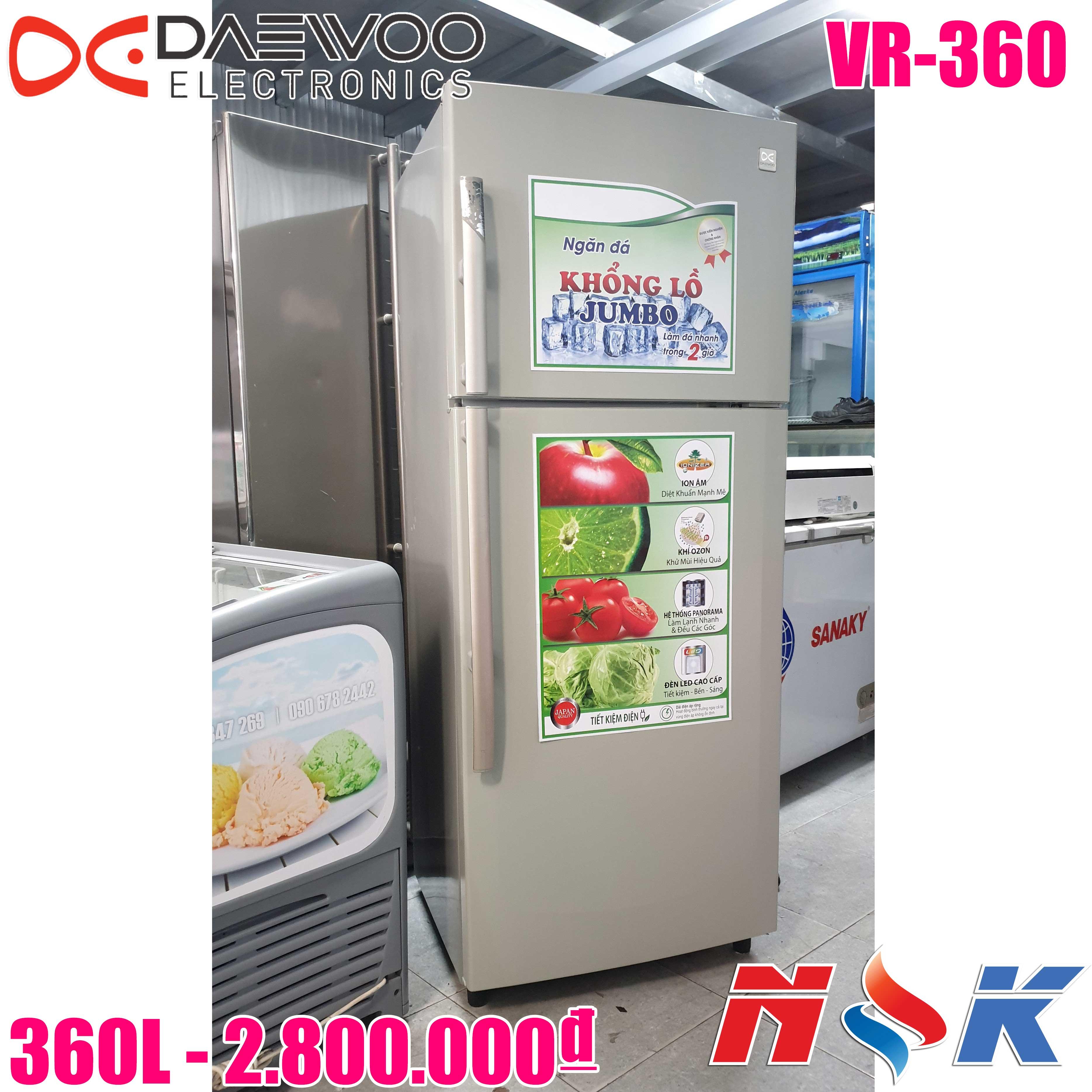 Tủ Lạnh Toshiba, Sanyo, Samsung, Panasonic... Mới & Cũ Giá Rẻ !!! - 7