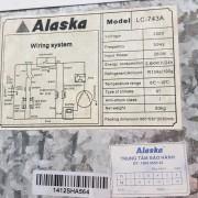 Tủ mát Alaska LC743A