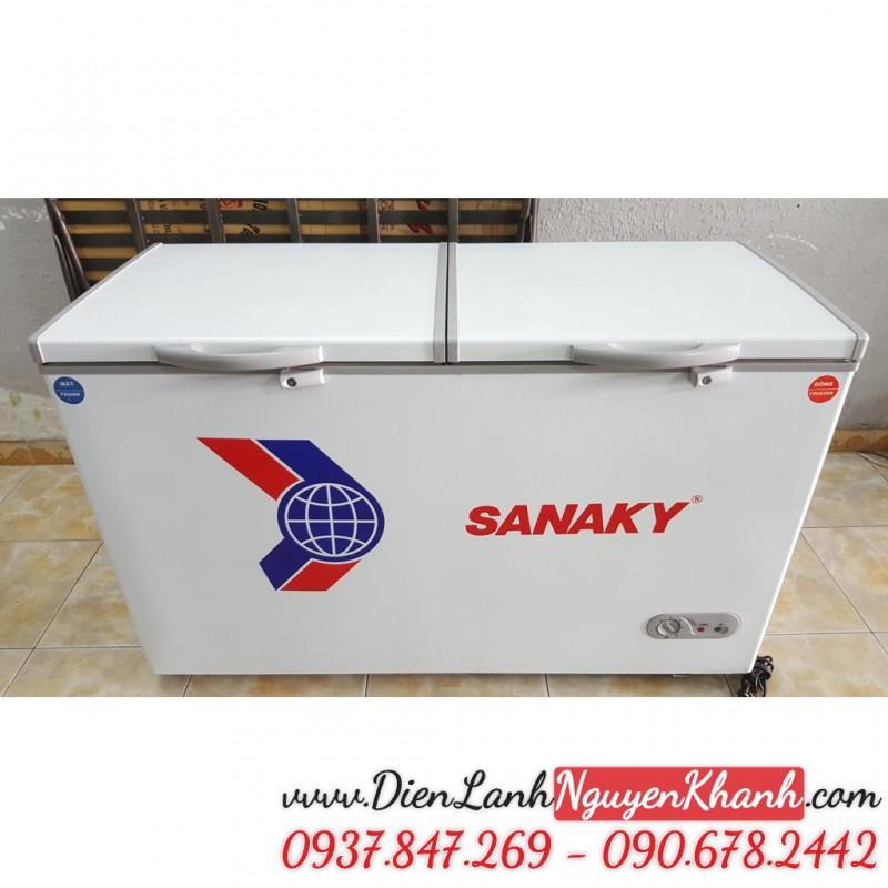 Tủ đông Sanaky VH-405W2 280 lít