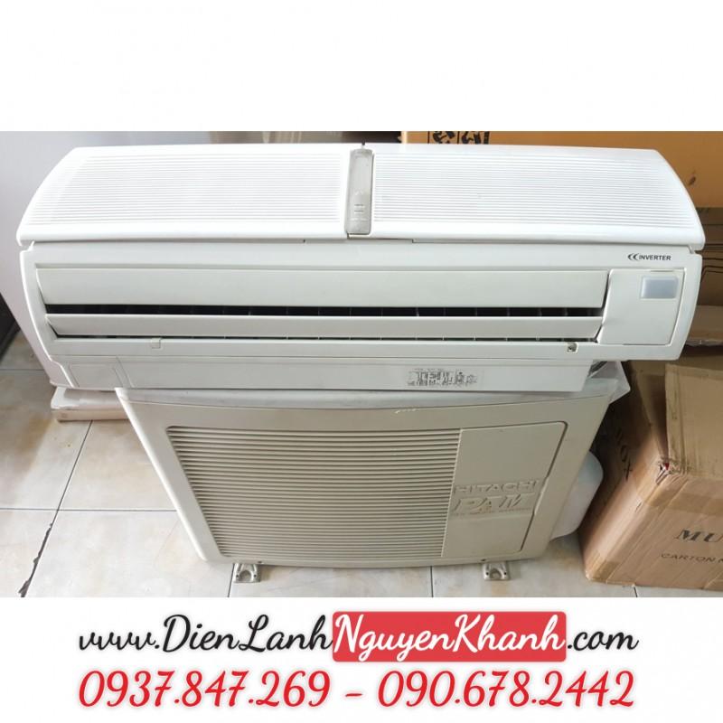 Máy lạnh nội địa Hitachi Inverter 1.5HP