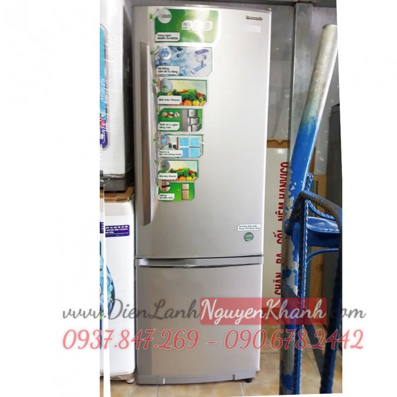 Tủ lạnh Panasonic NR-BU342SSVN 342 lít