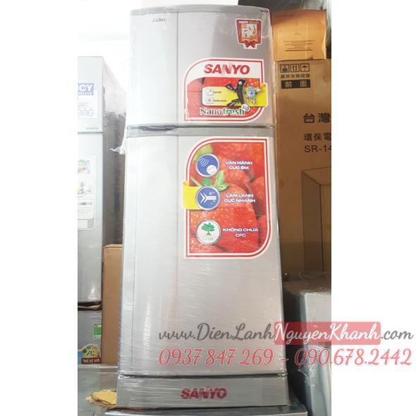 Tủ lạnh Sanyo SR-13JN 130 lít