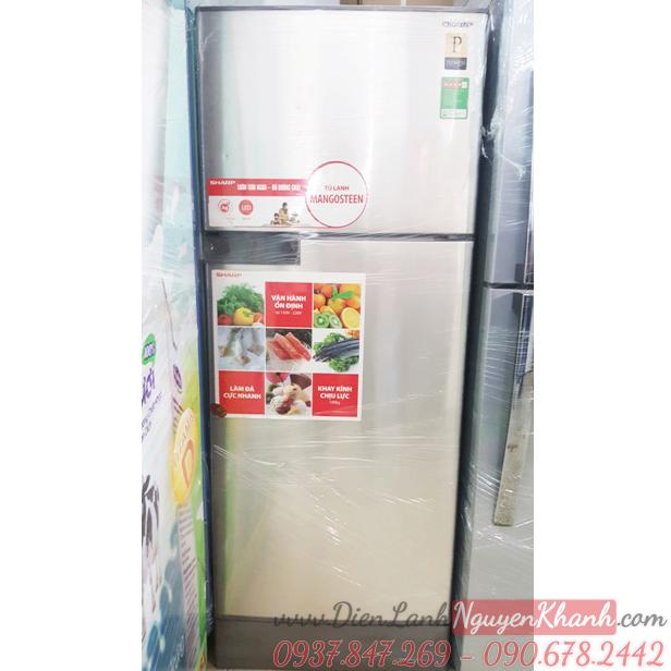 Tủ lạnh Sharp SJ-197P 180 lít