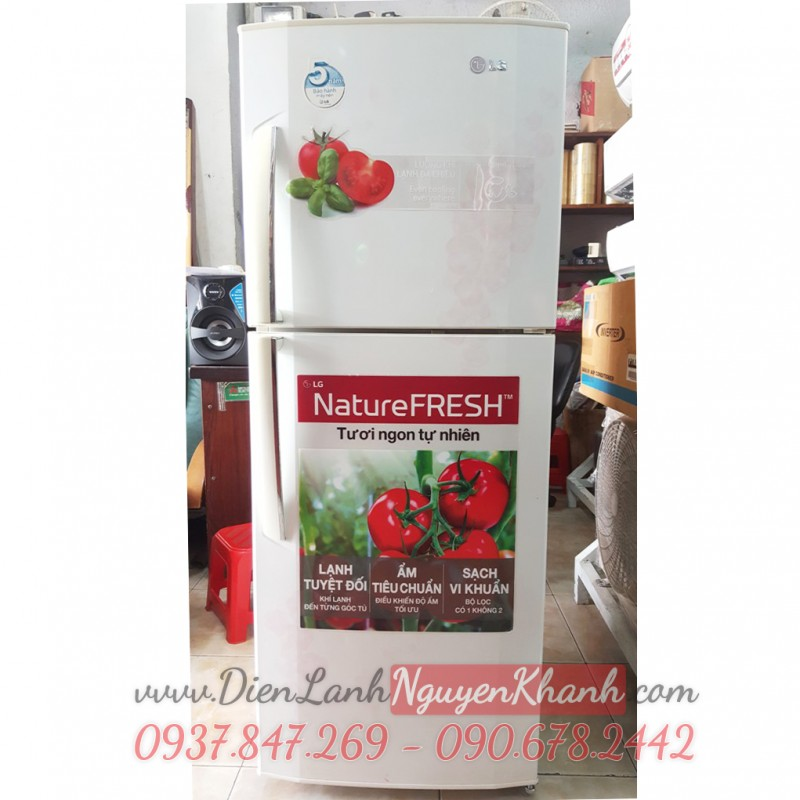 Tủ lạnh LG GN-185PG 185 lít