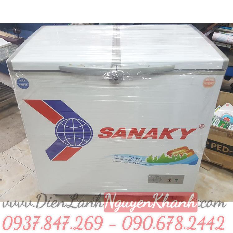 Tủ đông Sanaky VH-2299W1 220 lít