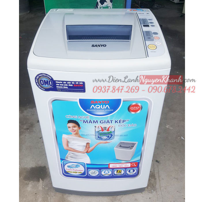Máy giặt Sanyo ASW-F68HT 7kg