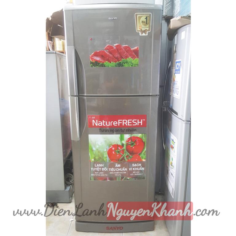 Tủ lạnh Sanyo SR-U25FN 245 lít