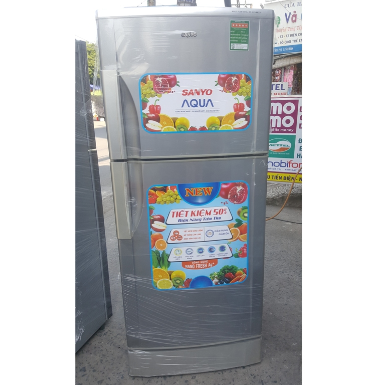 Tủ lạnh Sanyo SR-21FN 200 lít