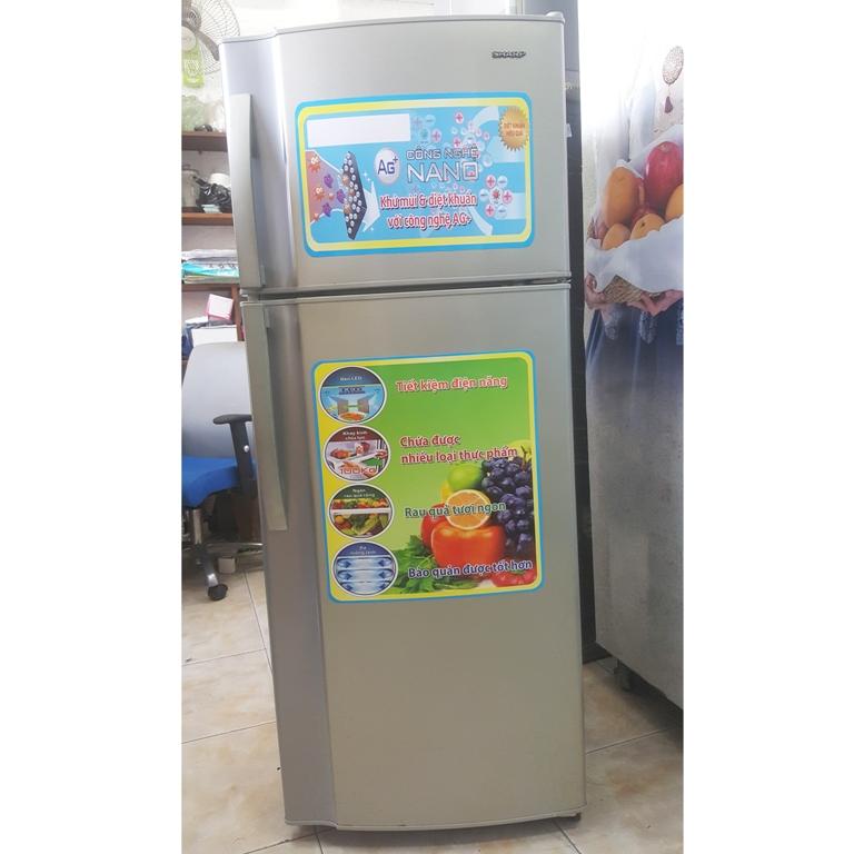 Tủ lạnh Sharp SJ-F235 200 lít