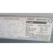 Tủ lạnh Aqua AQR-125BN(SS)